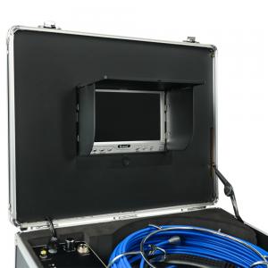 Технический промышленный видеоэндоскоп для инспекции труб Eyoyo EP7D1 для инспекции, 20 м, без записи